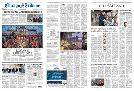 Chicago Tribune – December 21, 2019