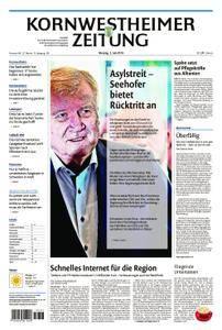Kornwestheimer Zeitung - 02. Juli 2018