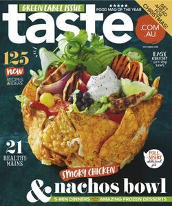 Taste.com.au - October 2019