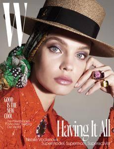 W Magazine - June 2017