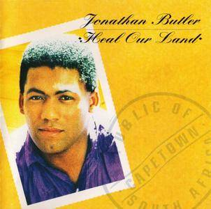 Jonathan Butler - Heal Our Land (1990) {Japanese Edition}