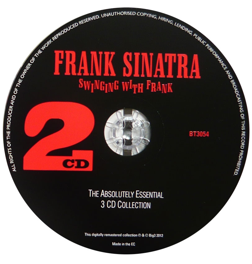Frank Sinatra - Swinging With Frank: The Absolutely Essential Collection (2012)