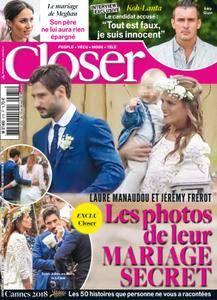 Closer France - 18 mai 2018