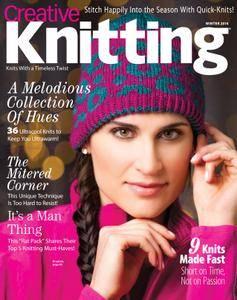 Creative Knitting - September 2014