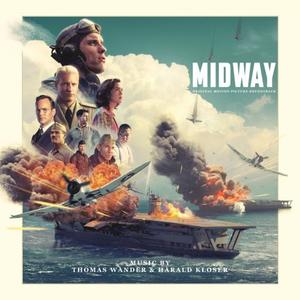 Thomas Wander & Harald Kloser - Midway (Original Motion Picture Soundtrack) (2019) [Official Digital Download]