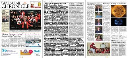Gibraltar Chronicle – 09 June 2018