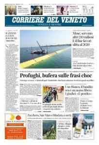 Corriere del Veneto Venezia e Mestre - 3 Luglio 2018