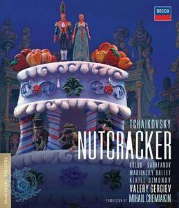 Valery Gergiev, Orchestra of the Mariinsky Theatre, Irina Golub, Leonid Sarafanov - Tchaikovsky: The Nutcracker (2008) [BluRay]