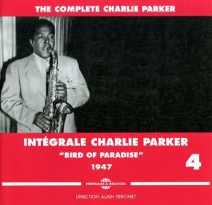 """Charlie Parker - Integrale Charlie Parker, Vol. 4, """"Bird Of Paradise"""", 1947 (2012) {3CD Set Frémeaux & Associés FA1334}"""
