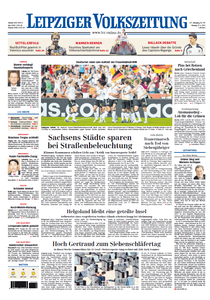 Leipziger Volkszeitung 27 06 2011