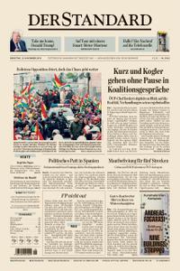 Der Standard – 12. November 2019