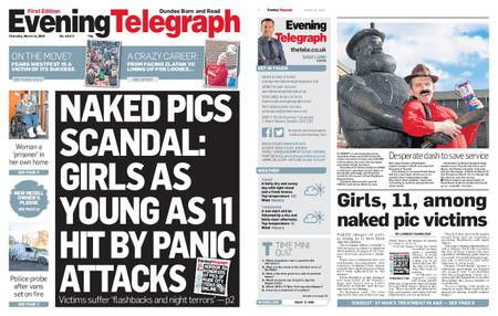 Evening Telegraph First Edition – March 14, 2019