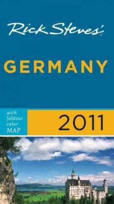 Rick Steves' Germany 2011 with map