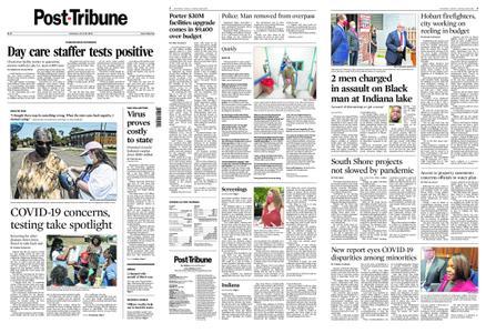 Post-Tribune – July 18, 2020