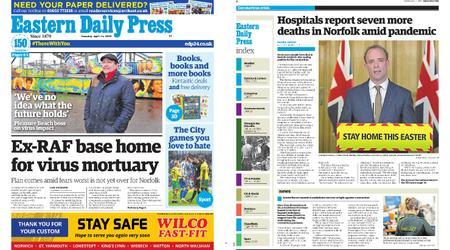 Eastern Daily Press – April 14, 2020