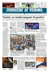 Corriere di Verona – 18 agosto 2020