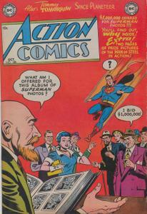 Action Comics 185 (DC) (Oct 1953) (c2c) (Superscan