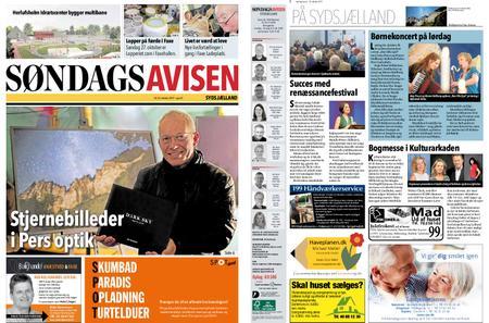 Søndagsavisen Sydsjælland – 24. oktober 2019