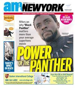 AM New York - February 01, 2018