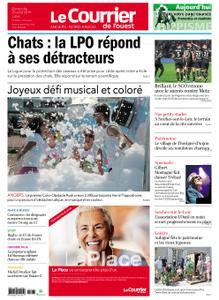 Le Courrier de l'Ouest Nord Anjou – 25 août 2019