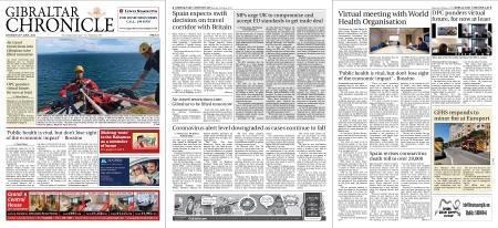 Gibraltar Chronicle – 20 June 2020