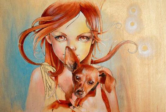 Artworks of Ania Tomicka