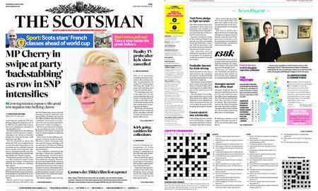 The Scotsman – May 16, 2019