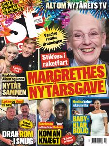 SE og HØR – 29. december 2020