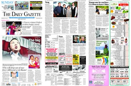 The Daily Gazette – August 25, 2019
