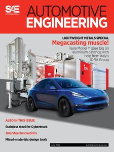 Automotive Engineering - June 2020