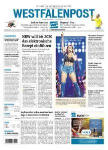 Westfalenpost Wetter - 05. Juli 2018