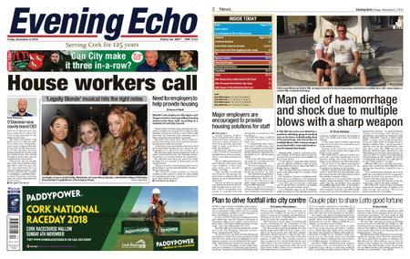 Evening Echo – November 02, 2018