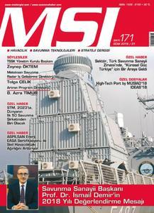 MSI Dergisi - Ocak 2019