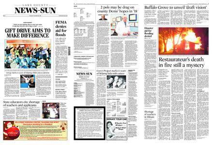 Lake County News-Sun – November 14, 2017