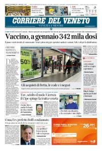 Corriere del Veneto Venezia e Mestre – 27 novembre 2020