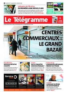 Le Télégramme Brest Abers Iroise – 02 février 2021