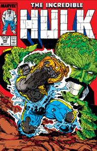 Incredible Hulk 342 1988