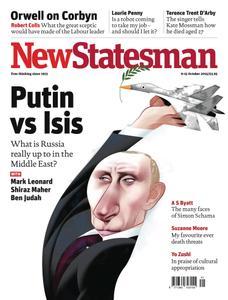 New Statesman - 9 - 15 October 2015