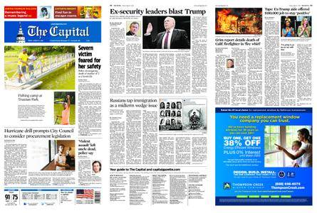 The Capital – August 17, 2018