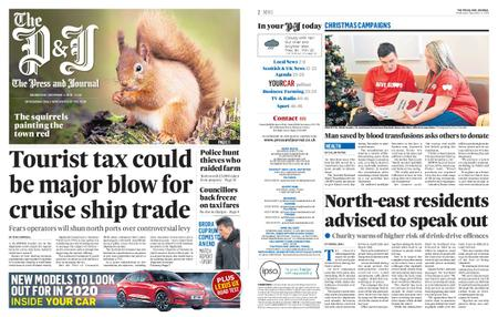 The Press and Journal Moray – December 04, 2019