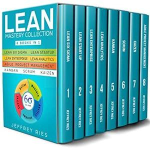 Lean Mastery Collection: 8 Books in 1