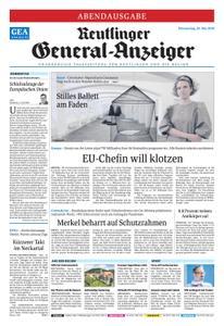 Reutlinger General-Anzeiger - 28. Mai 2020