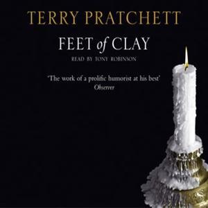«Feet of Clay» by Terry Pratchett