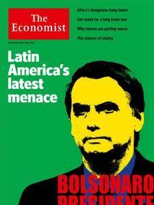 The Economist Latin America – 22 September 2018