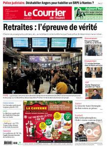 Le Courrier de l'Ouest Angers – 05 décembre 2019
