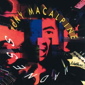 Tony MacAlpine - Madness (1999) (Re-Updated)