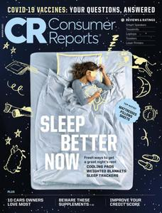 Consumer Reports - March 2021