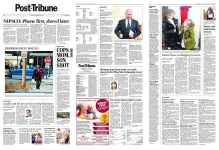 Post-Tribune – December 28, 2017