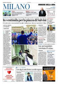 Corriere della Sera Milano – 19 maggio 2019