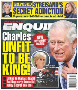 National Enquirer – February 15, 2021